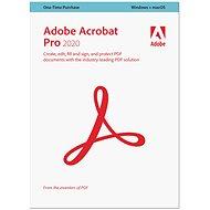 Acrobat Pro DC (12) MP CZ NEW COM Lic 1+ (450) (elektronická licence)
