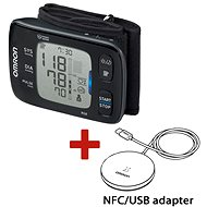 OMRON RS8 + NFC/USB adapter