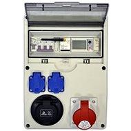 Typ 2 - CEE 16A - 32A 400V/230V - Nabíjecí stanice