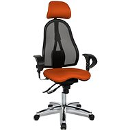 TOPSTAR Sitness 45 orange - Office Chair