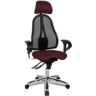 TOPSTAR Sitness 45 claret - Office Chair