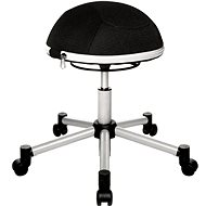 TOPSTAR Sitness Half Ball black - Office Chair
