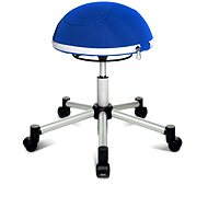 TOPSTAR Sitness Half Ball blue - Office Chair