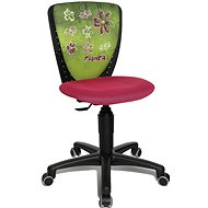 TOPSTAR S'COOL NIKI flower motif - Kid's chair
