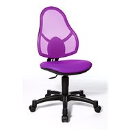 TOPSTAR OPEN ART JUNIOR purple - Kid's chair