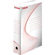 ESSELTE 80mm white - archive box