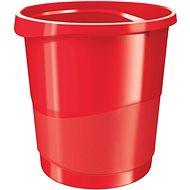 ESSELTE Europost Vivida červený - Odpadkový koš