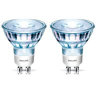 Philips LEDClassic 5,3-50 W, GU10, 2700 K, Set 2 ks