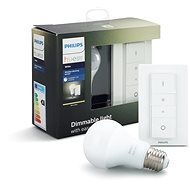 Philips Hue Wireless dimming kit + Philips Hue White 9W - Ovladač