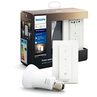 Philips Hue White Ambiance Dimming-Kit + Philips Hue White Ambiance 9.5W - Controller