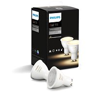Philips Hue White Ambiance GU10 5.5W set of 2