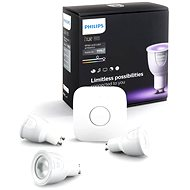 Philips Hue White and Color ambiance GU10 6.5W starter kit