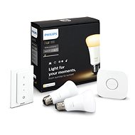 Philips Hue White Ambiance 9.5W A60 Starter kit