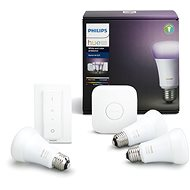 Philips Hue White and Color ambiance 10W E27 starter kit - LED-Lampen