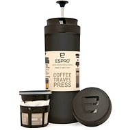 ESPRO Travel Press Schwarz