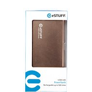 eStuff Power Bank 4000mAh Rose Gold