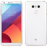 LG G6 White - Handy