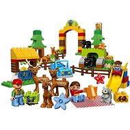 LEGO DUPLO 10584 Wildpark - Baukasten