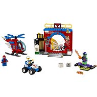 LEGO Juniors 10687 Spider-Man Hideout - Building Kit