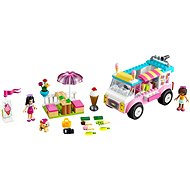 LEGO Juniors 10727 Emma's Ice Cream Truck - Building Kit