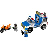 LEGO Juniors 10735 Honda with police van - Building Kit