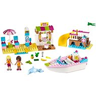 LEGO Juniors 10747 Andrea & Stephanie's Beach Holiday