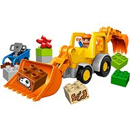 LEGO DUPLO 10811 Backhoe Loader - Building Kit