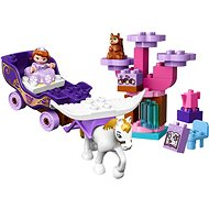 LEGO DUPLO 10822 Sofia the First Magical Carriage - Building Kit