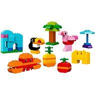 LEGO Duplo 10853LEGO® DUPLO® Kreativ-Bauset bunte Tierwelt - Baukasten