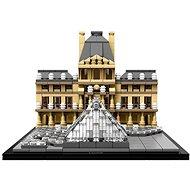 LEGO Architecture 21024 Louvre - Building Kit