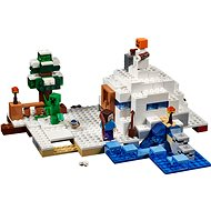 LEGO Minecraft 21120 The Snow Hideout - Building Kit