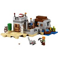LEGO Minecraft 21121 The Desert Outpost - Building Kit