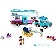 LEGO Friends 41125 Pferdeanhänger mit Tierärztin