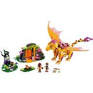 LEGO Elves 41175 Fire Dragon's Lava Cave - Building Kit