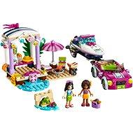 LEGO Friends Andrea 41.316 Auto mit einem Anhänger für Boote - Baukasten