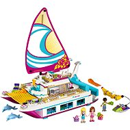 LEGO Friends 41317 Catamaran Sunshine - Building Kit