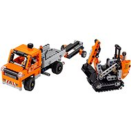 LEGO Technic 42060 road workers