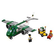 LEGO City 60101 Airport Cargo Plane - Building Kit