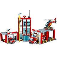 LEGO City 60110 Große Feuerwehrstation - Baukasten