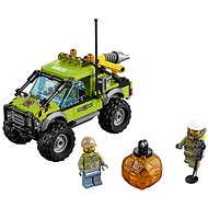 LEGO City 60121 Volcano Exploration Truck