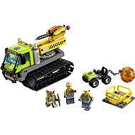 LEGO City 60122 Volcano Crawler