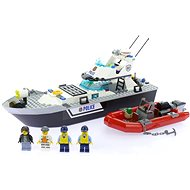 LEGO City 60129 Polizeipatrouillenboot