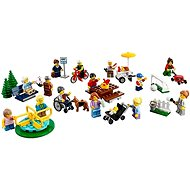 LEGO City 60134 Fun in the park - City People Pack - Building Kit