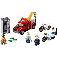 LEGO City 60137 Tow Truck Trouble - Building Kit