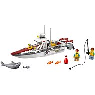 LEGO City 60147 Angelyacht - Baukasten