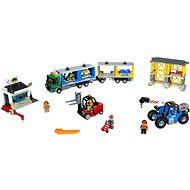 LEGO City Town 60169 Freight terminal - Building Kit