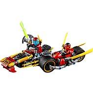 LEGO Ninjago 70600 Ninja-Bike Jagd