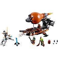 LEGO Ninjago 70603 Kommando-Zeppelin - Baukasten