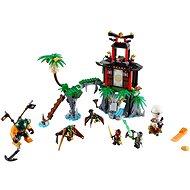 LEGO Ninjago 70604 Schwarze Witwen-Insel - Baukasten