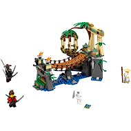 LEGO Ninjago 70608 Meister Wu's Wasser-Fall - Baukasten